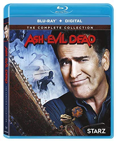 ASH V EVIL DEAD SSN1-3 BD/DGTL [Blu-ray]