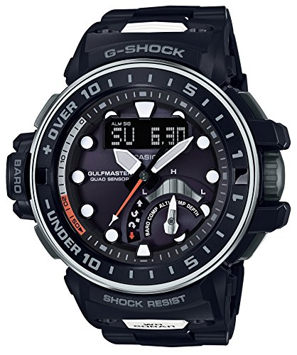 CASIO G-SHOCK GWN-Q1000MCA-1BJF GULFMASTER MULTIBAND 6 Montre-bracelet