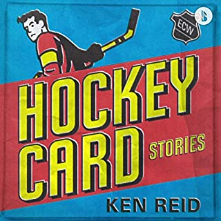 Hockey Card Stories (Booktrack Edition) cover art