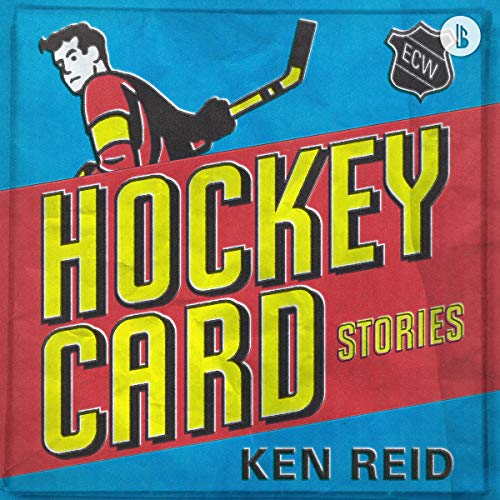 Hockey Card Stories (Booktrack Edition) audiobook cover art