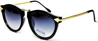FIKO - MOSCOW GNM - Gafas de sol polarizadas estilo retro para hombre o mujer, estilo vintage unisex