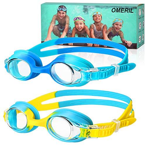 OMERIL -  Schwimmbrille Kinder