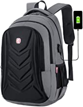 Laptop Backpack Business Bags with USB Charging Travel Backpack