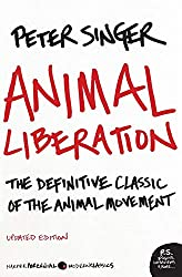 Book cover: Animal Liberation by Peter Singer