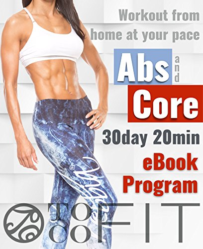 Tocofit Abs and Core: Workout from home at your pace (English Edition)