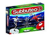 Eleven Force-81137 Juego Champion Leage Subbuteo Playset UEFA Champions League, Miscelanea (81137)