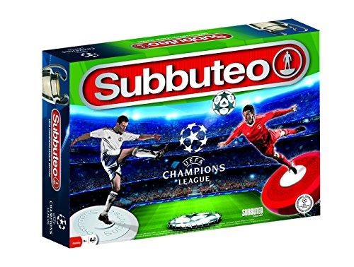 Eleven Force-81137 Juego Champion Leage Subbuteo Playset UEFA Champions League, Miscelanea (81137)