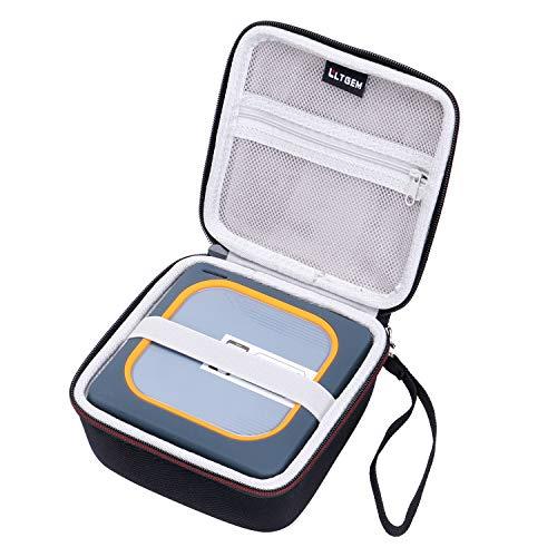 LTGEM EVA Hard Case for WD My Passport Wireless SSD External Portable Drive 1TB, 2TB, 250G, 500G