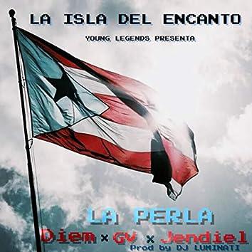La Isla Del Encanto (feat. Diem, jendiel & Allbegv)