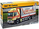 DAF 95 CANVAS TRUCK 1/24 Scale Kit