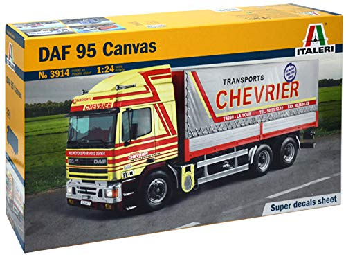 Italeri 3914 - 1:24 DAF 95 Canvas Fahrzeug