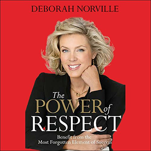 The Power of Respect audiobook cover art