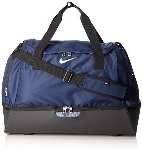 Nike Unisex Sporttasche Club Team Hardcase, dark blue/black, 55 x 42 x 36 cm, 62 Liter, BA5197-410
