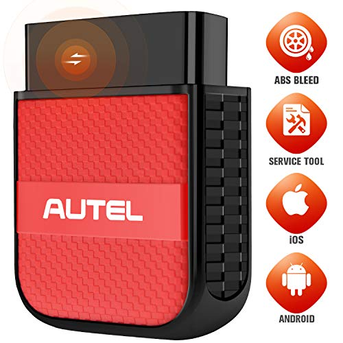Autel AP200C OBD2 Scanner with ABS Auto Bleed, Airbag Resets, Oil, Throttle, DPF, EPB, SAS, BMS Services, ABS/SRS Diagnosis, for iOS & Android, for Specific Vehicles, in-App Purchase, 2020 Newest