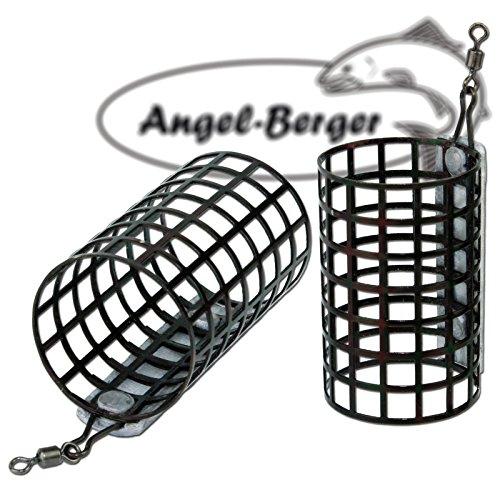 Angel-Berger Futterkorb Feederkorb Verschiedene Größen zur Auswahl (80g)