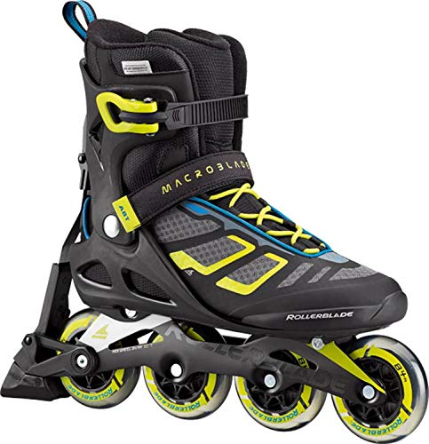 ROLLERBLADE Inline-Skates MACROBLADE 84 ABT SC NERO/LIME 29
