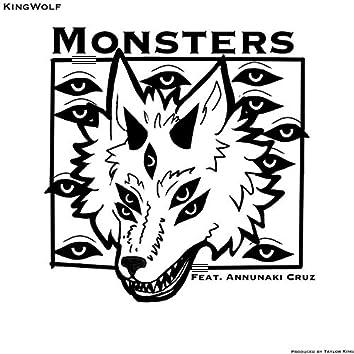 Monsters (feat. Annunaki Cruz)