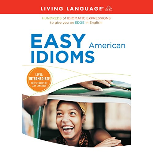 Easy American Idioms audiobook cover art