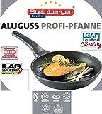 Steinberger Aluguss Profi-Pfanne 20cm mit Schüttrand