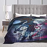 Coheed and Cambria Blanket A Soft and Warm Coral Fleece Blanket Micro Fleece Blanket 80'X60' in