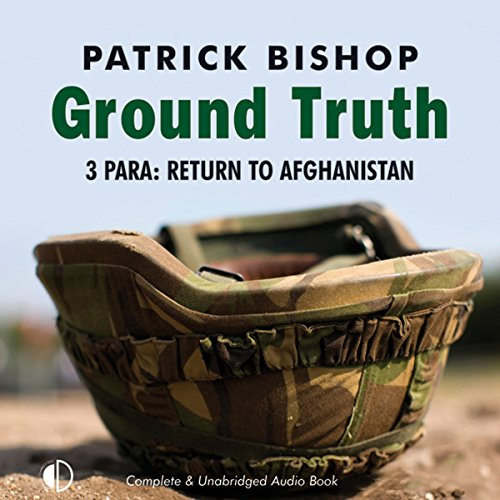 Ground Truth audiobook cover art
