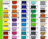Vinilo autoadhesivo Oracal, para muebles, de alta calidad, 100x100 cm por metro, varios colores, brillante