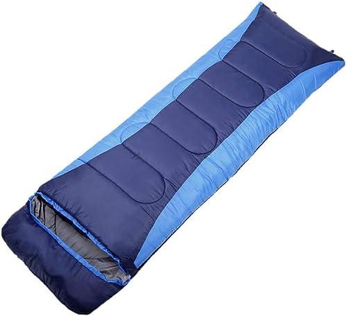 SJAPEX Sac de Couchage Adulte Ultraléger et Compact, Imperméable Sac de Couchage en Plein air léger Polyvalent et portable, pour Le Camping Randonnée Extérieur