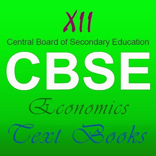 12th CBSE Economics Text Books