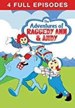 The Adventures of Raggedy Ann & Andy: The Magic Wings Adventure