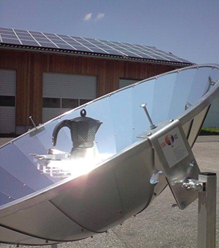 Solarkocher 140 cm Parabolspiegel – super Qualität - 6