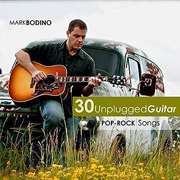 30 Unplugged Guitar Pop-Rock Songs