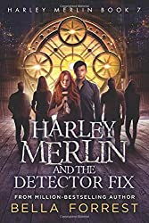 Cover of Harley Merlin and the Detector Fix
