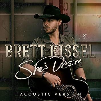 She's Desire (Acoustic Version)