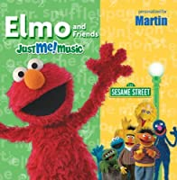 Sing Along With Elmo and Friends: Martin by Elmo and the Sesame Street Cast
