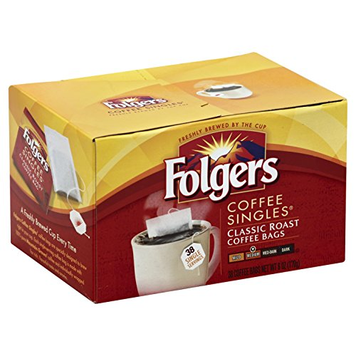 folgers coffee bags