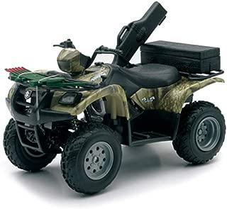1/12 Suzuki Vinson Auto 500 4x4 Camo ATV