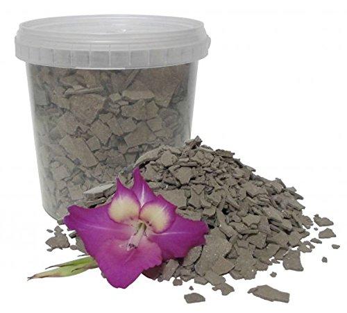 500 Gramm Ghassoul/Rhassoul Wascherde Granulat Mineralische Ton-/Lavaerde/Peeling