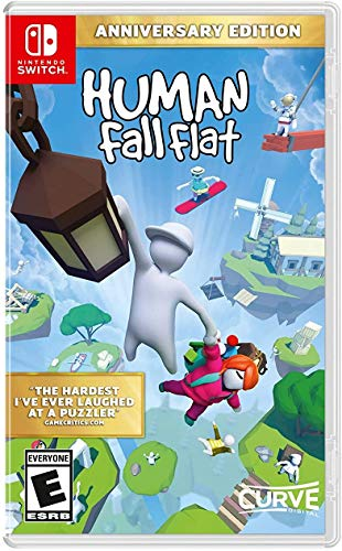 Human: Fall Flat Anniversary Edition - Nintendo Switch