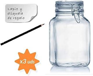 30/ml, tapa de rosca rojo cuadros DIY Do It Yourself MC-Trend 12//set de 24/Mini tarros para mermelada