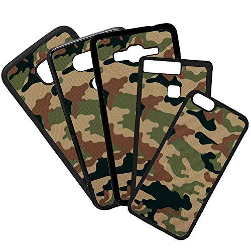 Fundas De Moviles Carcasas De Moviles Funda Carcasa Modelo Camuflaje Militar Compatible con Samsung Galaxy J5 2016