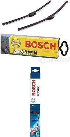 Wischblatt Satz Aerotwin A979s Bosch A281h Rear Heckscheiben Wischer Auto