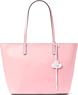 Kate Spade New York Tote Purse Kelsey With Flower Dangle Charm
