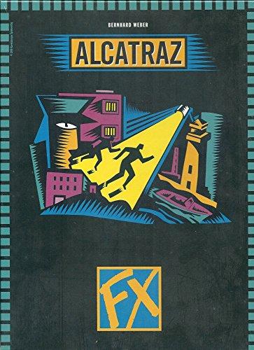 Ravensburger Alcatraz Brettspiel