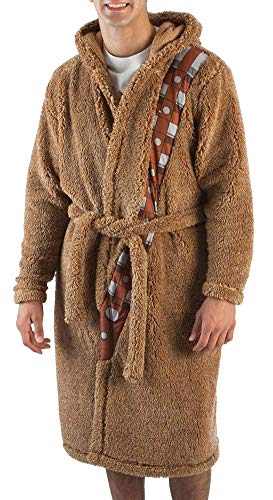 Star Wars Chewy Sherpa Nightrobe with Sound Chip-S/M