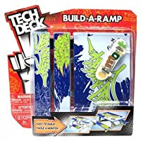 テックデッキ (TECKDECK )BUILD-A-RAMP TABLE (ALMOST DECK 付き) スケートボード スケボー テックデッキ 指スケ アクセサリー