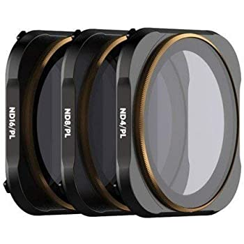 PolarPro Vivid Filter Collection (ND4/PL, ND8/PL, ND16/PL DJI Mavic 2 Filters) for DJI Mavic 2 Pro