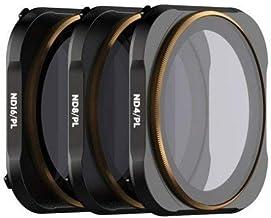 PolarPro - Mavic 2 Pro シネマシリーズフィルターセット Vivid (ND4/PL, ND8/PL, ND16/PL)