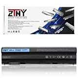 ZTHY 48Wh 8858X Laptop Battery Replacement for Dell Inspiron 14R 5420 15R 5520 7520 17R 5720 7720 4420 4520 4720 7420 Latitude E5420 E5520 E5530 E6420 E6430 E6520 Vostro 3460 3560 911MD 11.1V 6-Cell