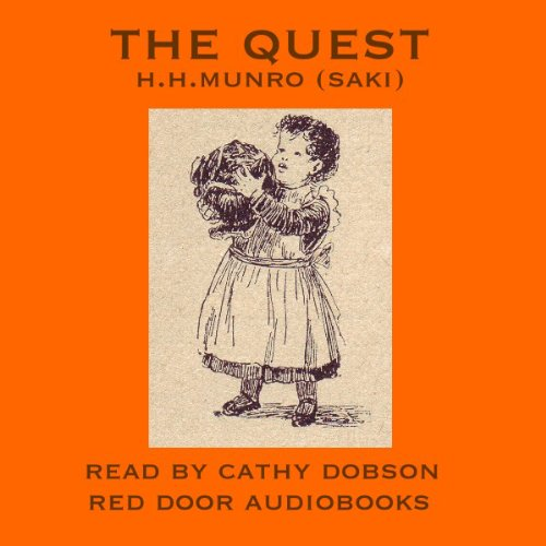 The Quest audiobook cover art