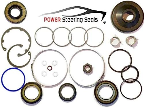 Super-cheap Power Steering Seals - Rack Seal and f Kit Genuine Pinion